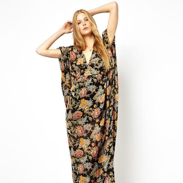 ASOS  Premium Kimono Dress