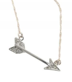 Catbird  Maria Arrow Necklace
