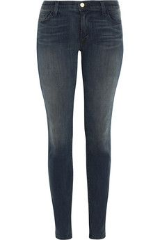 J Brand  811 Photo Ready Mid-Rise Jeans