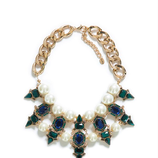 Zara  Jewel Necklace