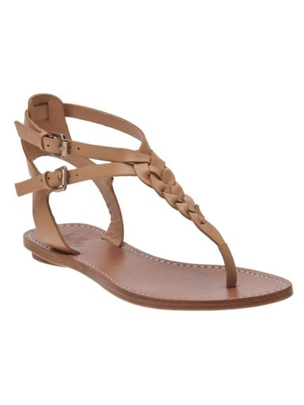 Belle by Sigerson Morrison  Rank Thong Sandals