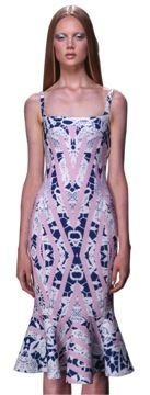 By Johnny  The Lula Drop Flare Dress