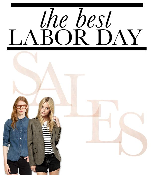 Shop 'Till You Drop! The Best Labor Day Sales