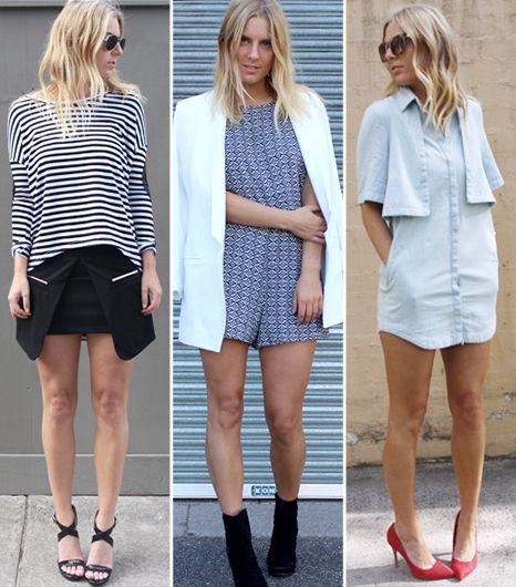 See Want Shop  Australians do a lot of things well, particularly a mix of sporty minimalism with plenty of sex appeal, as evidenced by Melbourne's Lisa Hamilton. Her great personal style...