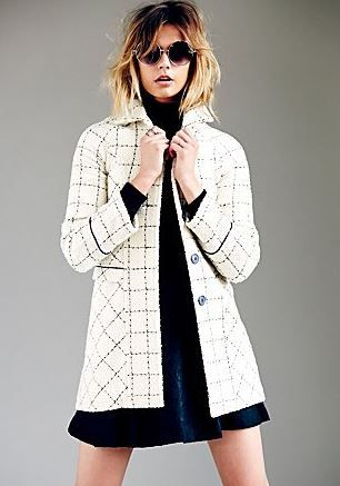 Free People Wool Coat