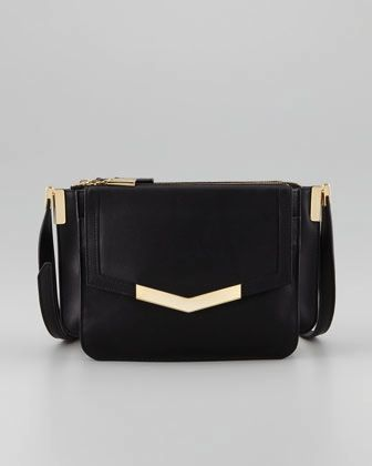 Time's Arrow  Time's Arrow Mini Trilogy Leather Crossbody Bag