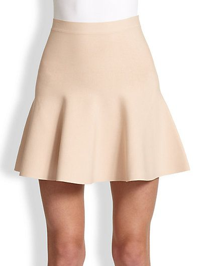 BCBG  Flirty Flare Skirt