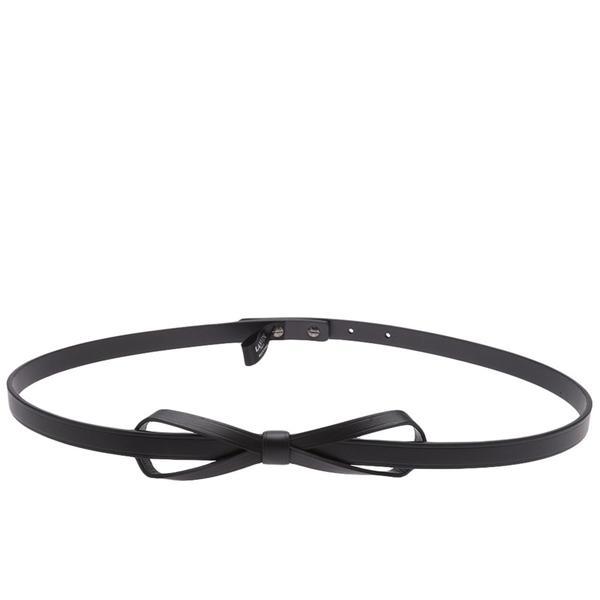 Lanvin  Skinny Bow Belt