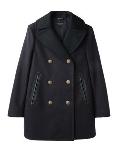 Rag & Bone  Oversized Peacoat