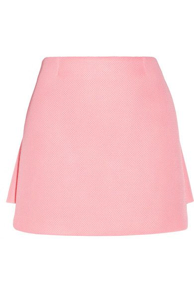 Simone Rocha  Wafer-Mesh Mini Skirt