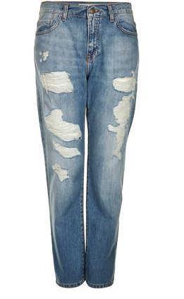 Topshop  Moto Vintage Boyfriend Jeans