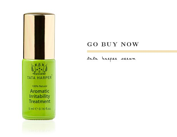 Go Buy Now: Tata Harper's Aromatic Stress Treatment