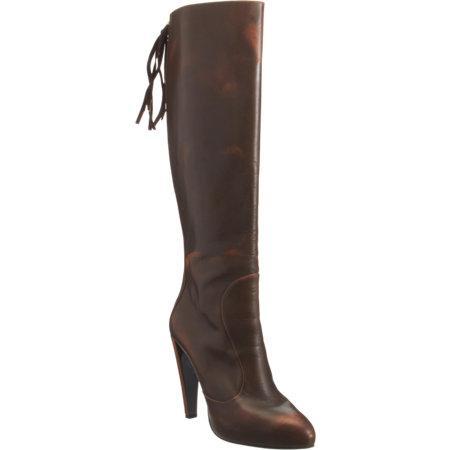 Maiyet Tassel  Zip Platform Knee Boots