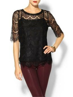 Rhyme  Los Angeles Lace Blouse