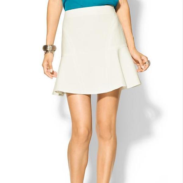 Aryn K.  Flip Skirt
