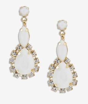 JewelMint JewelMint Skipper Sparkle Earrings