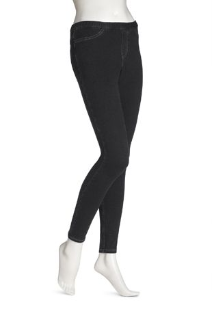 HUE Product: HUE denim leggings