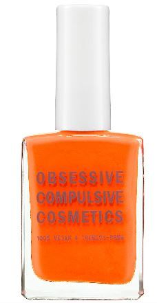 Obsessive Compulsive  Opi Demi-Matte Nail Lacquer