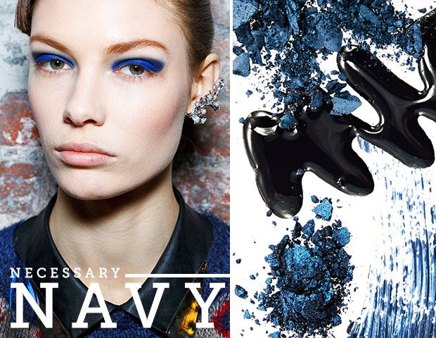 Navy: Your Fall Colour Must Have