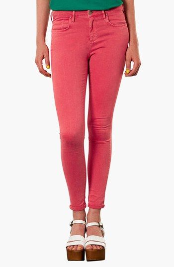 Topshop Moto Leigh Skinny Jeans