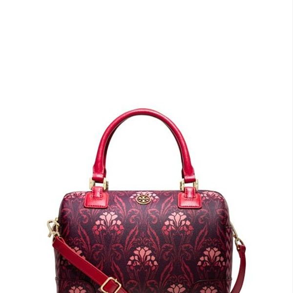 Tory Burch  Robinson Printed Middy Satchel