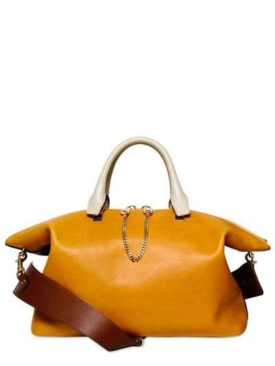 Chloe  Medium Baylee Two Face Leather Bag
