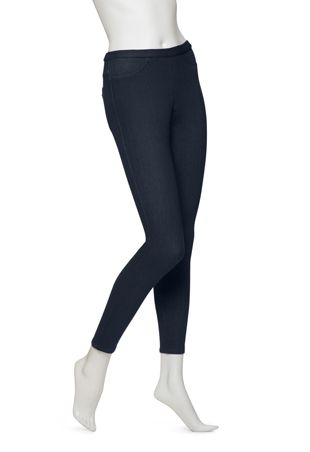HUE Denim Leggings