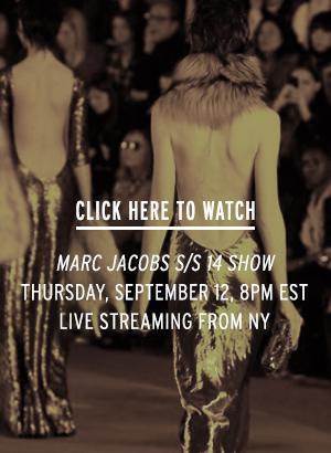 Marc Jacobs S/S 14 Show