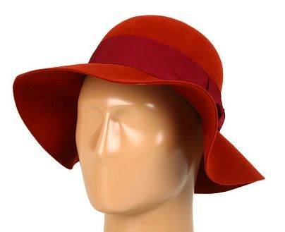 Grace Hats Grace Hats E.X. Wool Floppy Hat