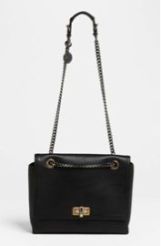 Lanvin  Happy Medium Flap Shoulder Bag