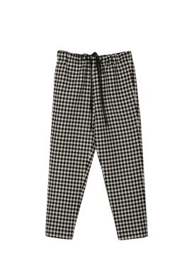 Marni Marni Rumble Wool Jacquard Pants