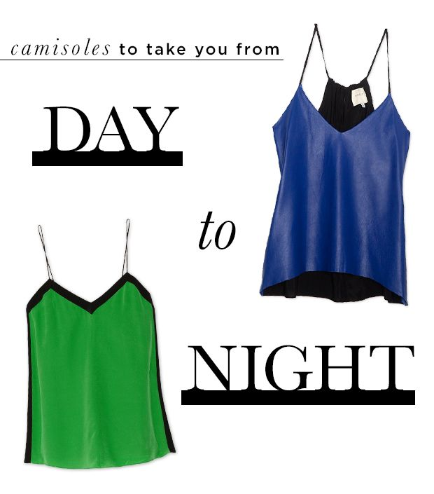 10 Camisoles To Take You From Day To Night