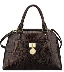 Anne Klein  Leo Coin Large Dome Satchel