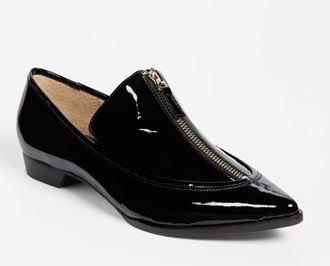 10 Crosby Derek Lam  Arty Pointed Loafers
