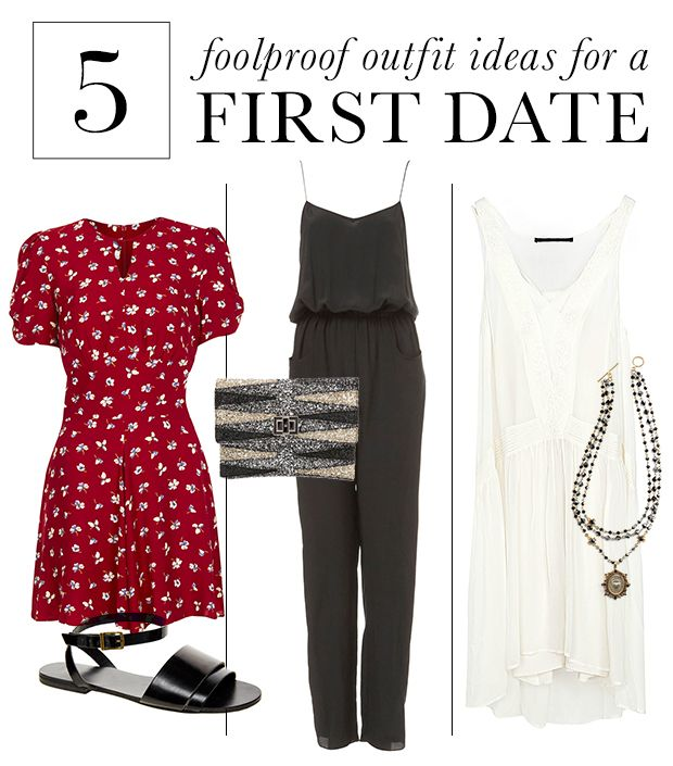 Foolproof First Date Outfits To Ensure You Leave A Lasting Impression