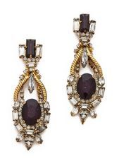 Club Monaco  EB Statement Earrings