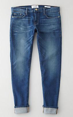 Frame Denim  Le Garcon Slouch Jeans