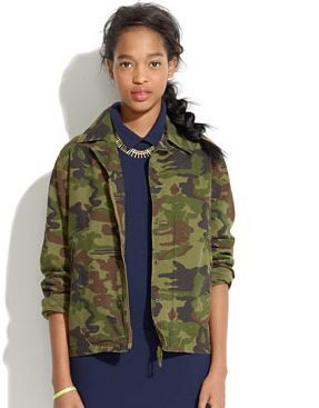 Chimala  Camo Jacket