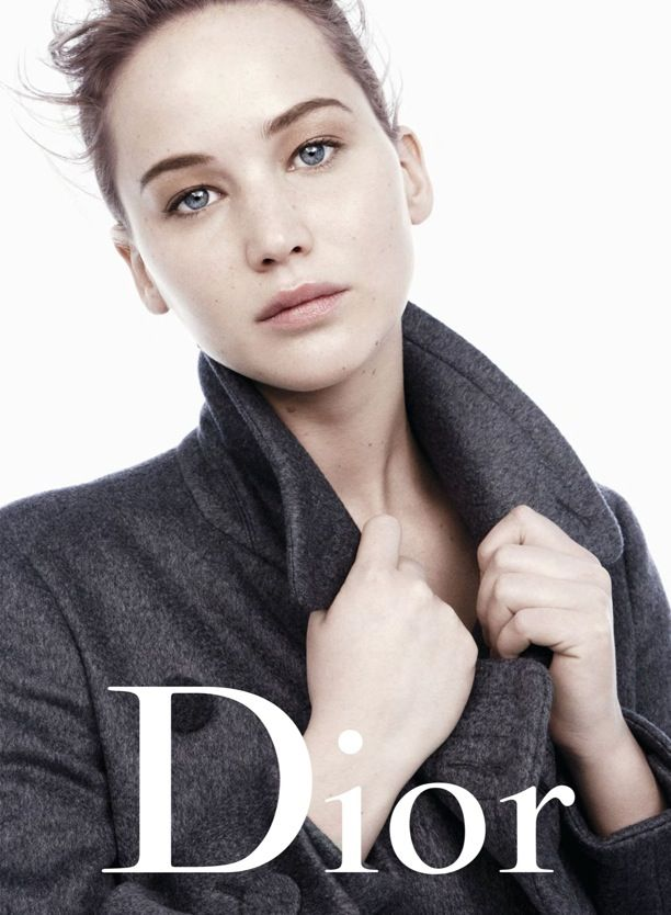 Jennifer Lawrence | Miss Dior F/W 2013 Campaign