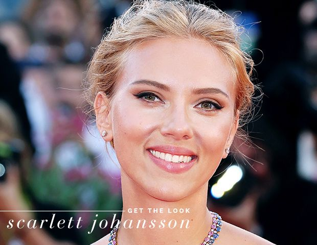 The Secret to Scarlett Johansson's Glowing Look