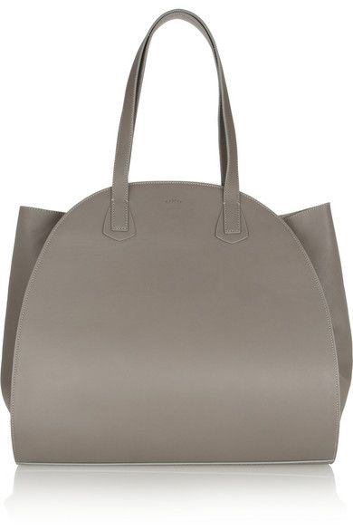 Maiyet  Peyton Leather Shopper