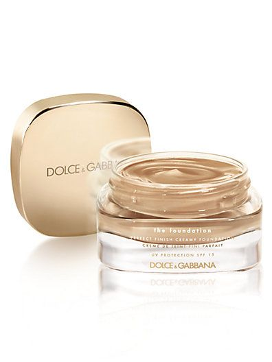 Dolce & Gabbana Perfect Finish Creamy Foundation