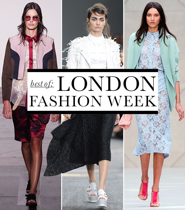 London Calling: Noteworthy Looks From Burberry Prorsum, Christopher Kane, & More!