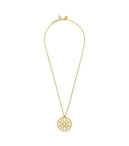 Tory Burch Tory Burch Jordan Pendant Necklace