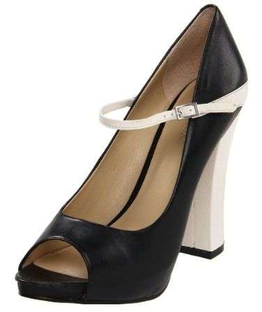 Nine West  Topshoe Peep-Toe Pumps