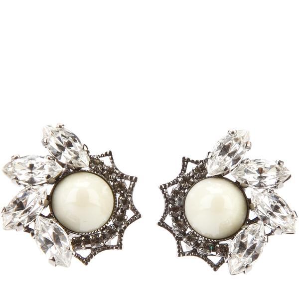 Anton Heunis  Anton Heunis Crystal Stud Earring