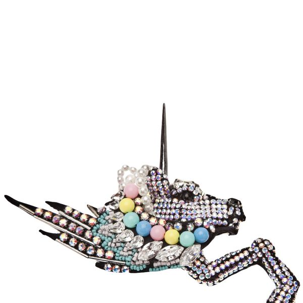 H. Lorenzo Feverish Unicorn Runaway Ear Cuff by H. Lorenzo
