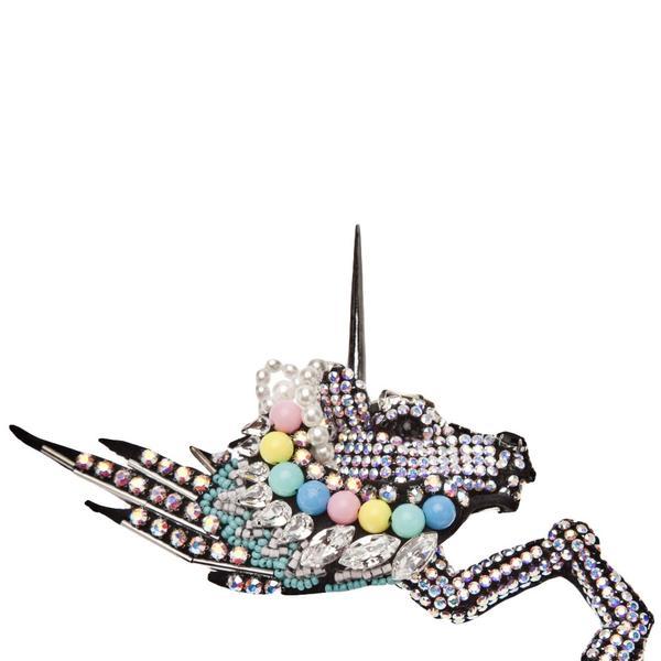 H. Lorenzo Feverish Unicorn Runaway Ear Cuff by H. Lorenzo