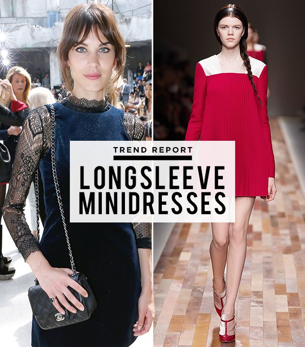 Trend Report: The Key Dress Style To Jumpstart Your Fall Wardrobe