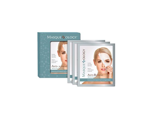 Masque*ology  Anti-Blemish Masque with Tea Tree Leaf Extract